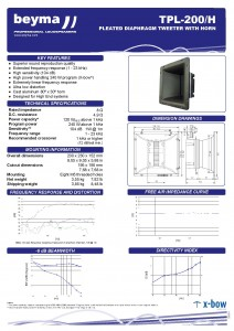 TPL-200-H1